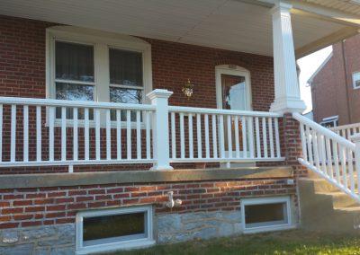 porch railing 1